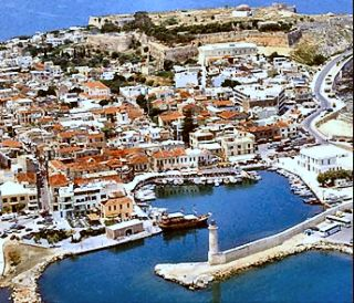 Photos of Rethymnon town and district in Crete (Kriti)