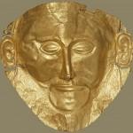 Mask of Agamemnon - http://www.namuseum.gr/collections/prehistorical/mycenian/mycenian02-en.html