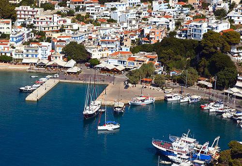 Alonnisos Island Travel In Greece With Dolphin Hellas