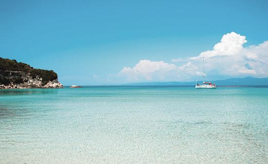 Paxi & Antipaxi islands - Travel in Greece with Dolphin Hellas