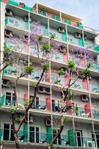 Attalos hotel facade