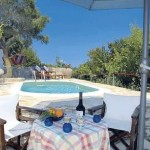 The 'Bacchus' vacation house in Antipaxi