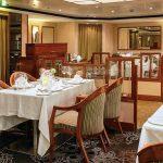 Deck 5: 'Le Bistro' restaurant