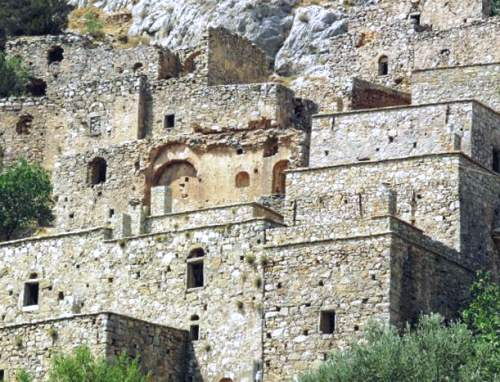 Chios, Anavatos & Nea Moni - Travel in Greece with Dolphin ...