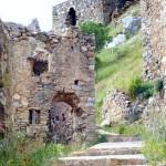 Chios: Anavatos village