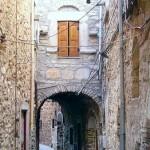 Chios: Mesta village