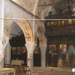 Chios: Palaios Taxiarchis church in Mesta
