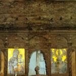 Chios: the iconostasis in Palaios Taxiarchis church