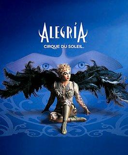 Allegria, by the Cirque du Soleil