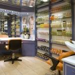 Venus deck: beauty salon