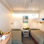 'IB' Standard inside triple cabin