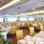 Apollo deck: dinning room