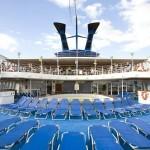 Apollo deck: swimming pool