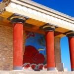 Crete, Heraklion, Knossos