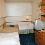 'IB' quadruple standard inside cabin