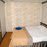 'IC' Superior inside cabin (~12,1 sqm - double bed arrangement)