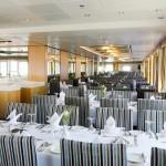 Deck 8: 'Amalthia' restaurant