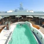 Deck 9: swimming pool