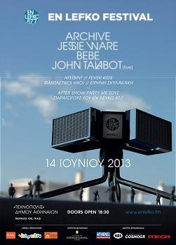 En Lefko Festival 2013, Athens