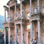 Ephesus, the Celcus Library