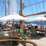 The Sun deck