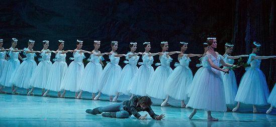 'Giselle' ballet