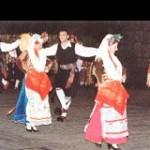 Greek folcloric dances