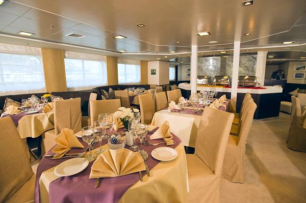 The Harmony V Mega Cruise Yacht Travel In Greece With