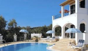 The Hellyhunter Villa in Corfu (Ag. Georgios)