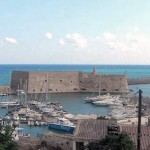 Heraklio: the Koules fortress at the port