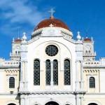 Heraklio: church of St. Minas