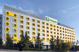 The Holiday Inn Attica Avenue hotel