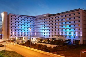 The Sofitel Athens Airport hotel