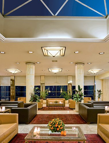 Hotel Divani Acropolis Palace Travel In Greece With