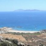 Ios: Manganari beach