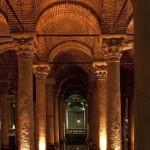 Istanbul: the Basilica Cistern