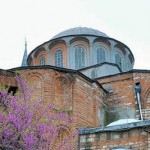 Istanbul: the Church of the Holy Savior in Chora