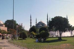 Istanbul: the Sultanahmet Square