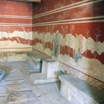 knossos-throne