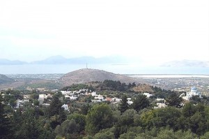 Kos, Zia village