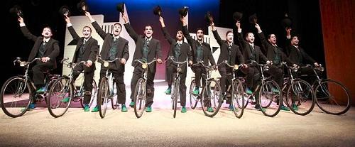 Cyprus Theatre Organisation in Menander, Samia