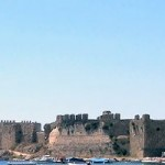 methoni-castle