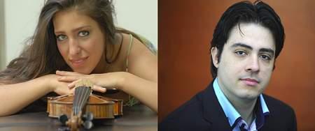 Leticia Moreno, János Balázs Jr.