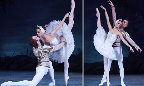 Moscow State Theatre, Swan Lake