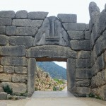 Mycenae, Lions gate - https://www.flickr.com/photos/edrost88/5986594537