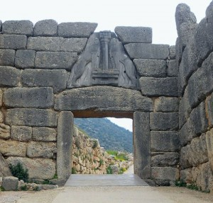Mycenae, the Lions' Gate