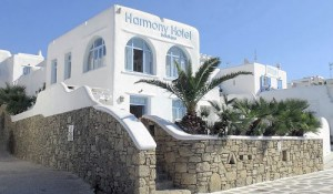 Harmony Boutique hotel in Mykonos