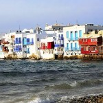 Mykonos, 'Little Venice'
