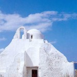 Mykonos, Paraportiani church