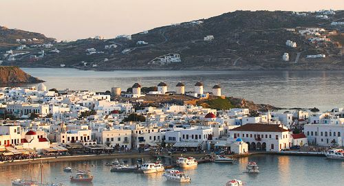 Michelin Star Restaurants Greek Islands